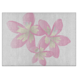 Hawaii Plumeria Flowers Boards
