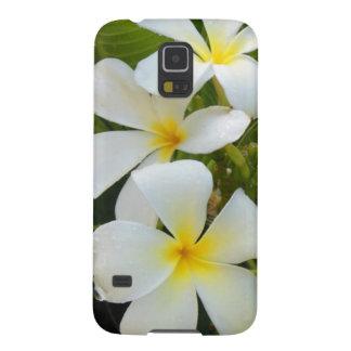 Hawaii Plumeria Galaxy S5 Cases