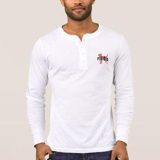 Hawaii Poi Dog Henley T-Shirt