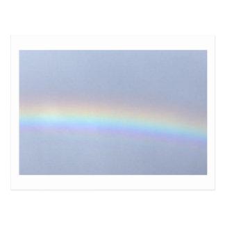 Hawaii Rainbow Postcard