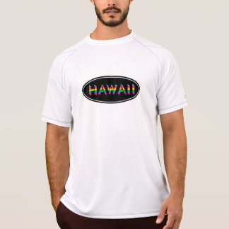 Hawaii Rainbow Super Sweet Oval T-Shirt