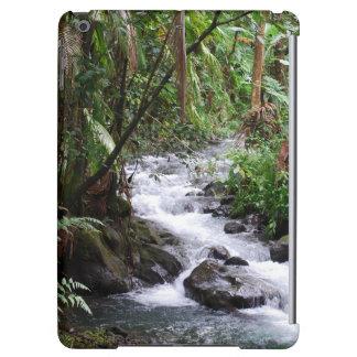 Hawaii Rainforest iPad Air Cases