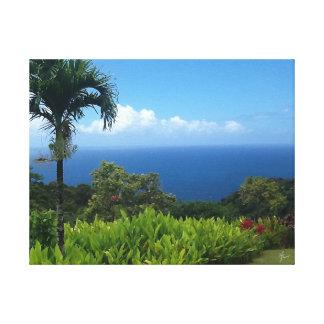 Hawaii - Road to Hana Canvas Print