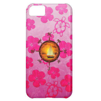 Hawaii Sailing Case For iPhone 5C