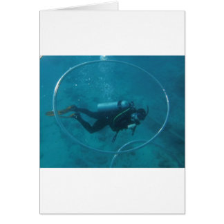 Hawaii scuba diver card