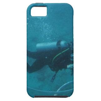 Hawaii scuba diver iPhone 5 cover