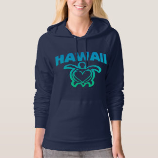 Hawaii Sea Turtle Hoodie
