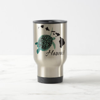 Hawaii Sea Turtle Travel Mug