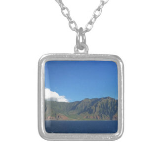 Hawaii Silver Plated Necklace
