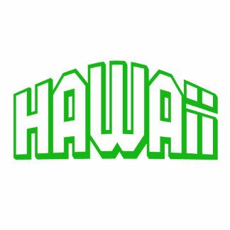 Hawaii Standing Photo Sculpture