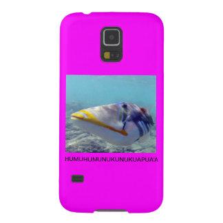 Hawaii State Fish - Humuhumunukunukuapua'a Cases For Galaxy S5