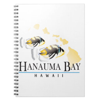 Hawaii State Fish - Humuhumunukunukuapua'a Note Books