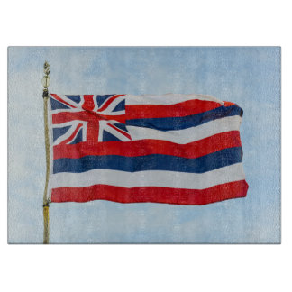 Hawaii State Flag Boards