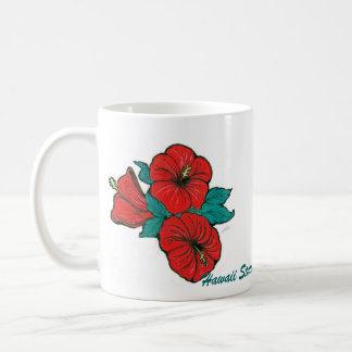Hawaii State Flower, Hibiscus Mug