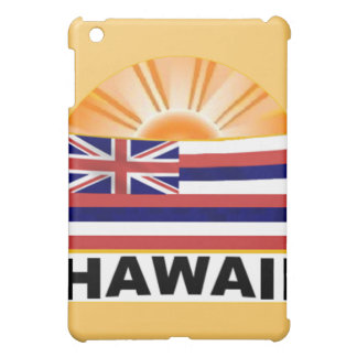 Hawaii Sunburst iPad Mini Case