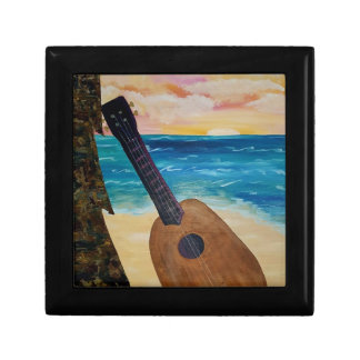 hawaii sunset gift box