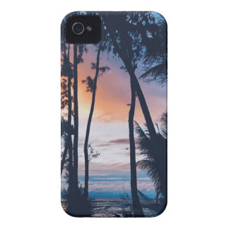 Hawaii Sunset Paradise iPhone 4 Case
