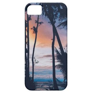 Hawaii Sunset Paradise iPhone 5 Cover