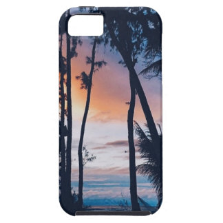 Hawaii Sunset Paradise iPhone 5 Covers