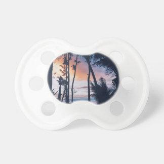Hawaii Sunset Paradise Pacifier