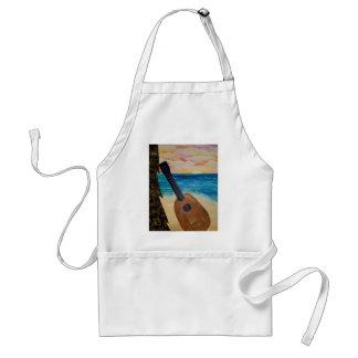 hawaii sunset standard apron