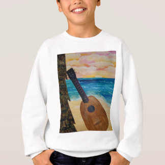 hawaii sunset sweatshirt