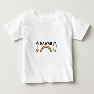 hawaii surf boards baby T-Shirt