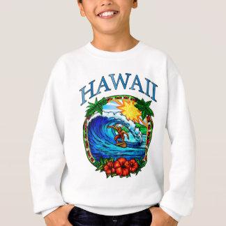 Hawaii Surfer Beach Vacation Sweatshirt