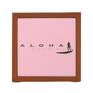 Hawaii Surfer Desk Organizer