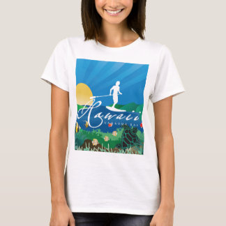 Hawaii Surfing 143 T-Shirt