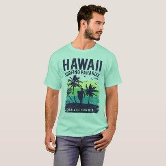 Hawaii Surfing Paradise Endless Summer T-Shirt
