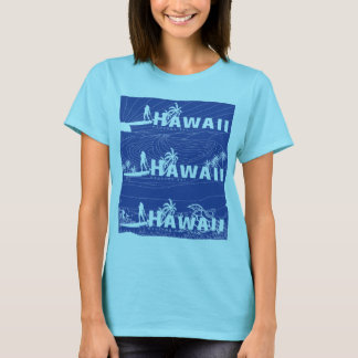 Hawaii Surfing T-Shirt