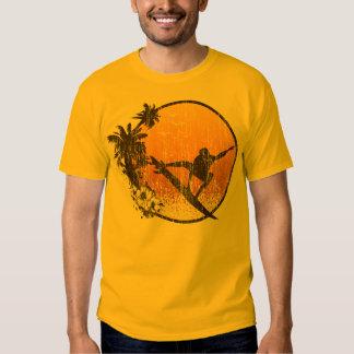 Hawaii Surfing Vintage Shirts