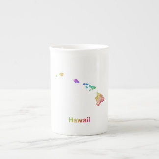 Hawaii Tea Cup