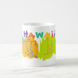 Hawaii Travel Souvenir Mug