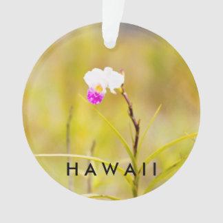 Hawaii Tropical Flower 2 Photo / Text