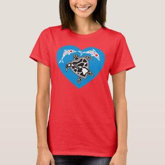 Hawaii Turtle Aloha T-Shirt