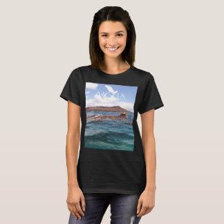 Hawaii Turtle at Diamond Head Waikiki T-Shirt