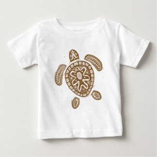 Hawaii Turtle Baby T-Shirt