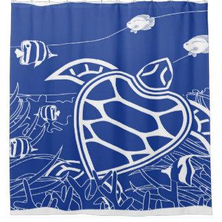 Hawaii Turtle - Blue