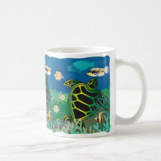 Hawaii Turtle Coffee Mug