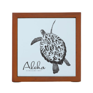 Hawaii Turtle Desk Organizer