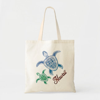 Hawaii Turtle Honu Bag