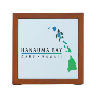 Hawaii Turtle Islands Desk Organizer