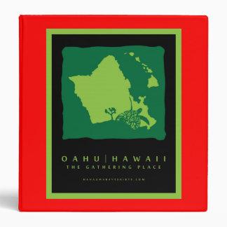 Hawaii Turtle Islands Note Binder