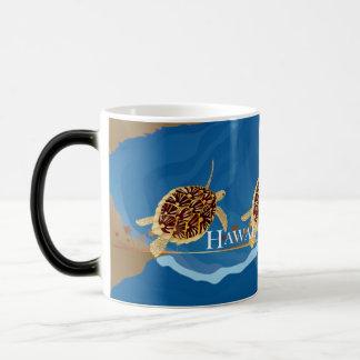 Hawaii Turtle Magic Mug