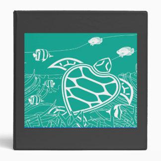 Hawaii Turtle Note Binder