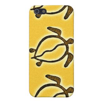 Hawaii Turtle Petroglyph Cover For iPhone 5/5S