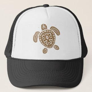 Hawaii Turtle Trucker Hat