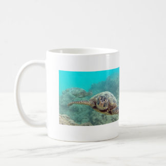 Hawaii Turtles - Honu Coffee Mug